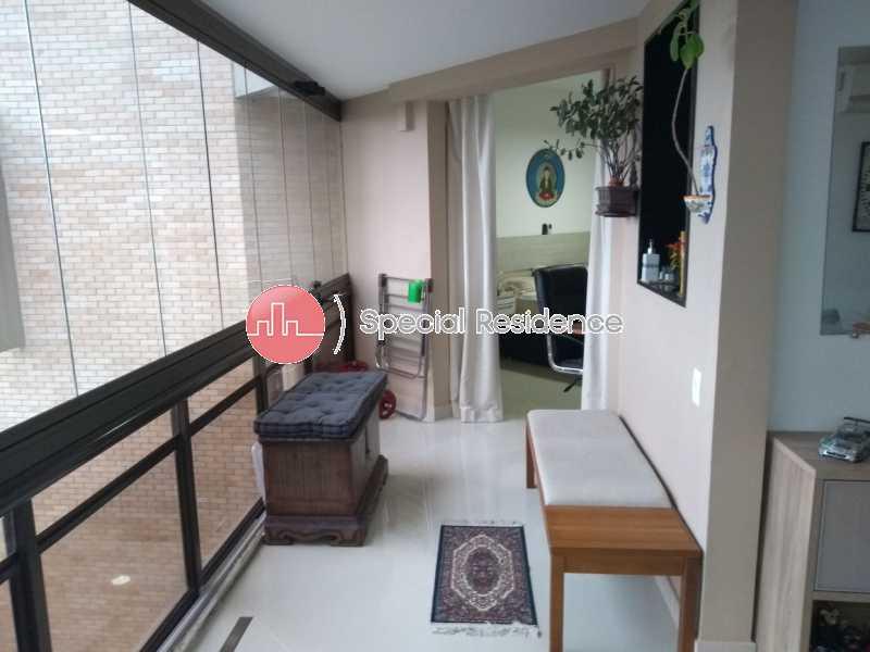 65624684-2d14-4991-b416-aa8e03 - Apartamento 1 quarto à venda Barra da Tijuca, Rio de Janeiro - R$ 1.199.000 - 100354 - 16