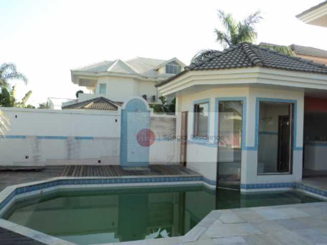 DSC03426 - Casa 4 quartos à venda Barra da Tijuca, Rio de Janeiro - R$ 3.600.000 - 600001 - 1