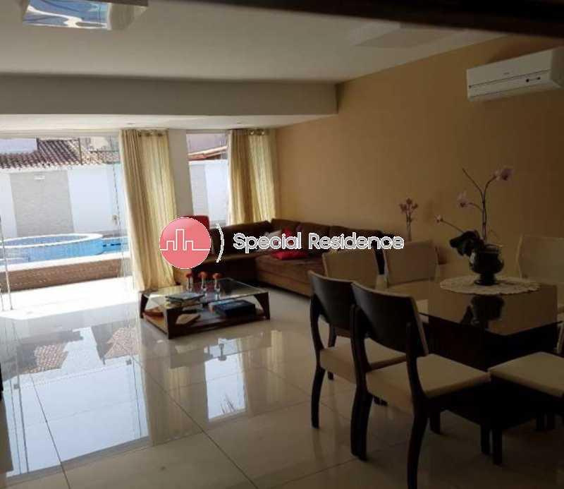 1 - Casa em Condominio Barra da Tijuca,Rio de Janeiro,RJ À Venda,4 Quartos,250m² - 600190 - 4