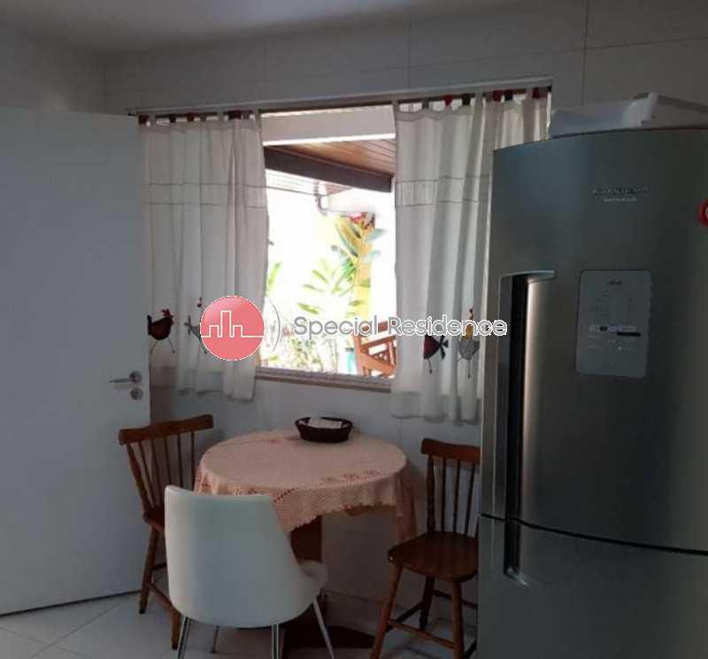 4 - Casa em Condominio Barra da Tijuca,Rio de Janeiro,RJ À Venda,4 Quartos,250m² - 600190 - 7