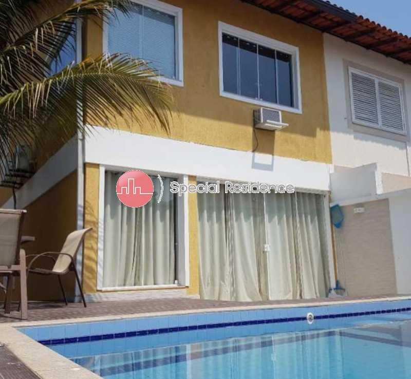 8 - Casa em Condominio Barra da Tijuca,Rio de Janeiro,RJ À Venda,4 Quartos,250m² - 600190 - 1