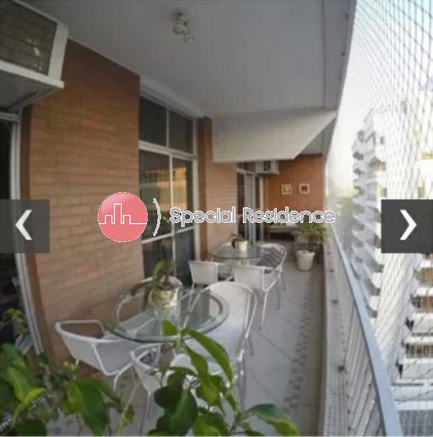 VARANDA 400224 - Apartamento À VENDA, Barra da Tijuca, Barra da Tijuca, Rio de Janeiro, RJ - 400224 - 1