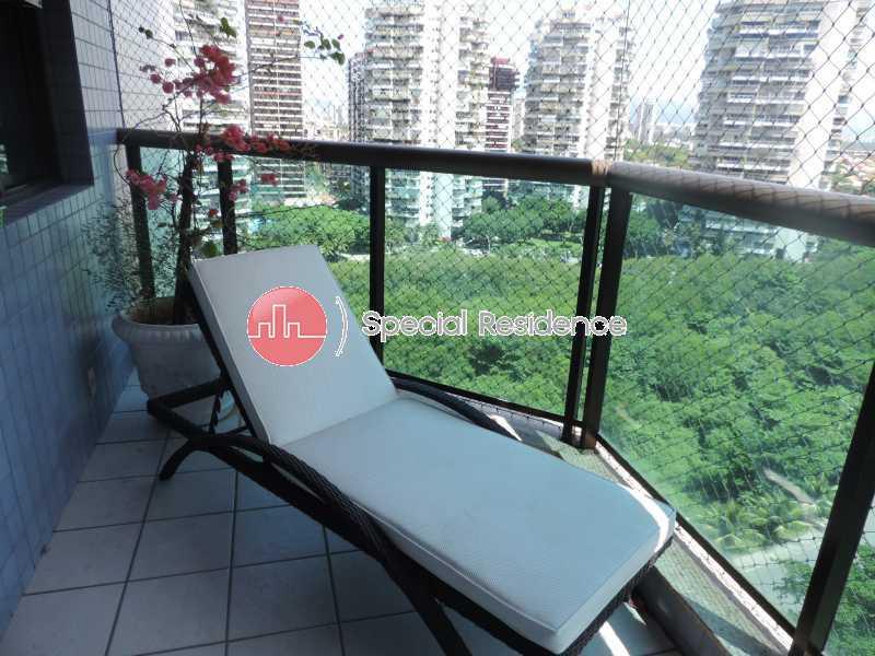 2495_G1497452654 - Apartamento À VENDA, Barra da Tijuca, Rio de Janeiro, RJ - 400225 - 4