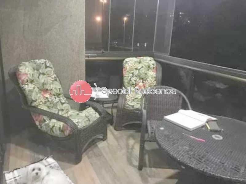 11 - Apartamento 1 quarto à venda Barra da Tijuca, Rio de Janeiro - R$ 745.000 - 100378 - 19