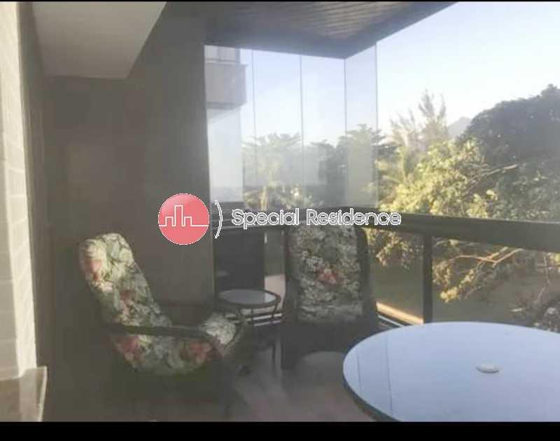 12 - Apartamento 1 quarto à venda Barra da Tijuca, Rio de Janeiro - R$ 745.000 - 100378 - 21