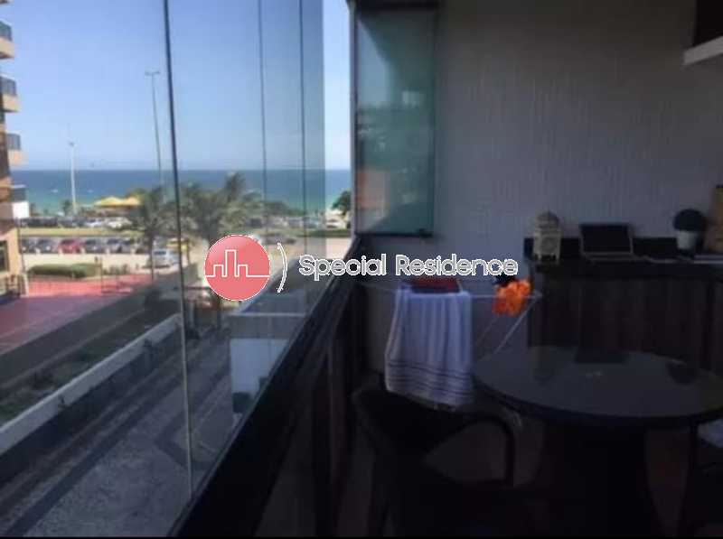 17 - Apartamento 1 quarto à venda Barra da Tijuca, Rio de Janeiro - R$ 745.000 - 100378 - 1