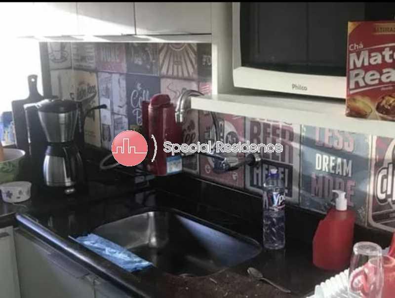 19 - Apartamento 1 quarto à venda Barra da Tijuca, Rio de Janeiro - R$ 745.000 - 100378 - 11