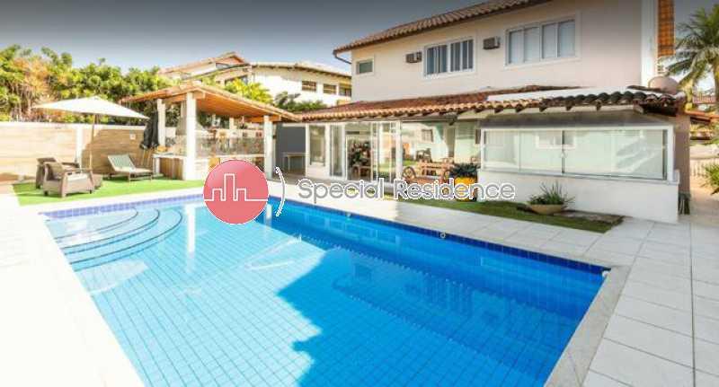 911801020808820 - Casa em Condominio À VENDA, Barra da Tijuca, Rio de Janeiro, RJ - 600195 - 1