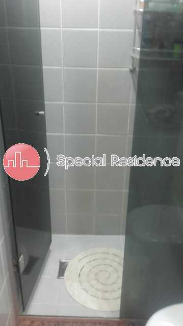 8 - Banheiro1b - Cobertura À VENDA, Jacarepaguá, Rio de Janeiro, RJ - 500280 - 8