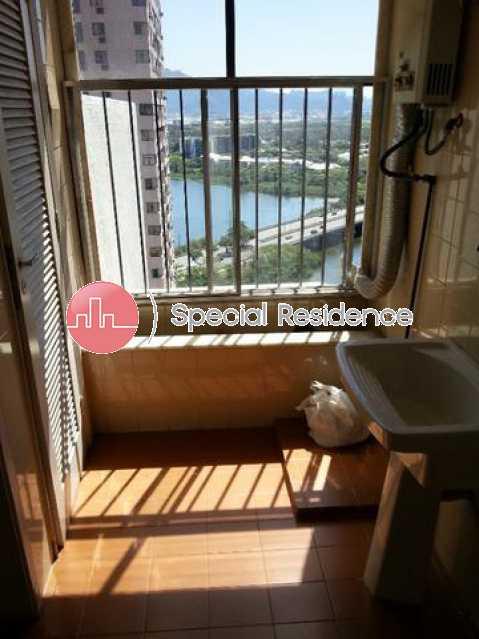 563805000690936 - Apartamento 1 quarto à venda Barra da Tijuca, Rio de Janeiro - R$ 600.000 - 100384 - 5
