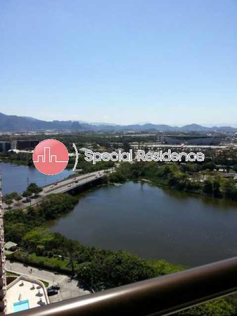 566805000780338 - Apartamento 1 quarto à venda Barra da Tijuca, Rio de Janeiro - R$ 600.000 - 100384 - 3