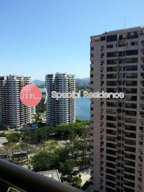 566805008111671 - Apartamento 1 quarto à venda Barra da Tijuca, Rio de Janeiro - R$ 600.000 - 100384 - 4