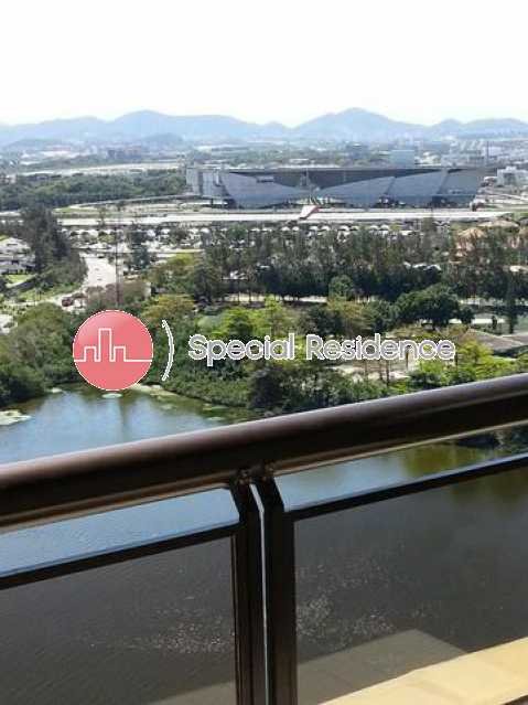 568805006662727 - Apartamento 1 quarto à venda Barra da Tijuca, Rio de Janeiro - R$ 600.000 - 100384 - 1