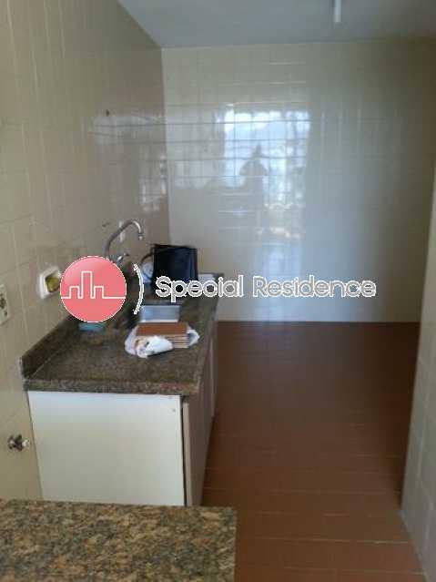 569805001621428 - Apartamento 1 quarto à venda Barra da Tijuca, Rio de Janeiro - R$ 600.000 - 100384 - 7