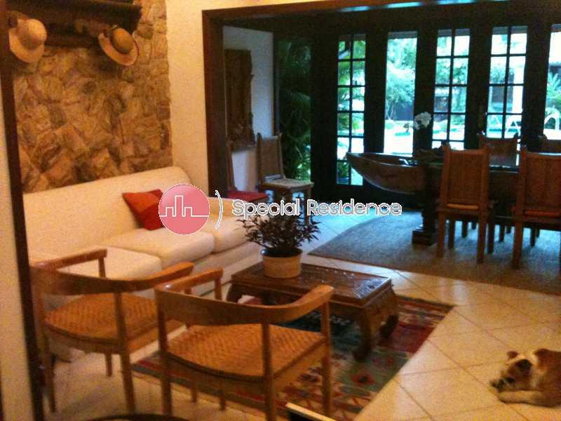 IMG_0140 1 - Casa em Condominio À VENDA, Barra da Tijuca, Rio de Janeiro, RJ - 600203 - 3