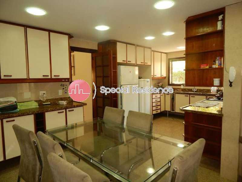 240724115406726 - Casa em Condomínio 6 quartos à venda Barra da Tijuca, Rio de Janeiro - R$ 4.000.000 - 600204 - 3