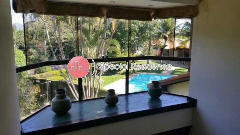 242724111365522 - Casa em Condomínio 6 quartos à venda Barra da Tijuca, Rio de Janeiro - R$ 4.000.000 - 600204 - 5