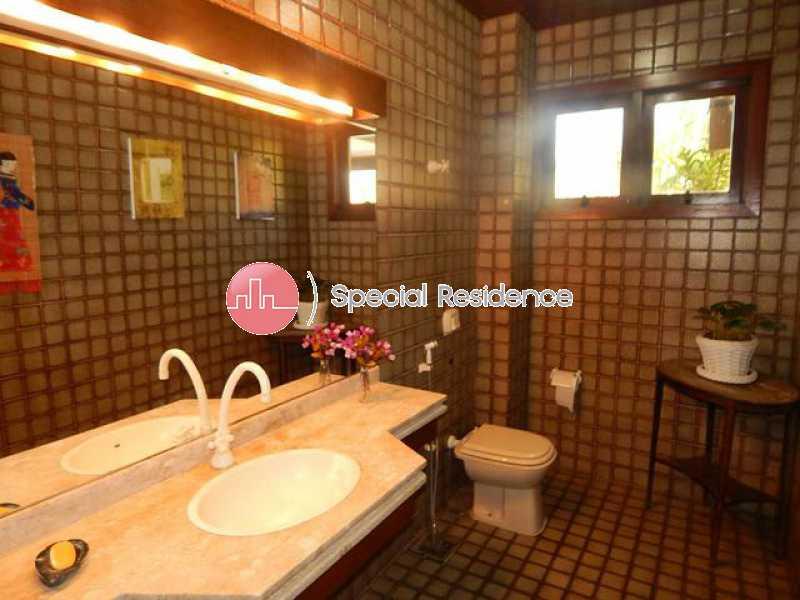 247724112505436 - Casa em Condomínio 6 quartos à venda Barra da Tijuca, Rio de Janeiro - R$ 4.000.000 - 600204 - 13