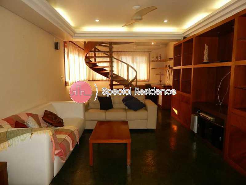 247724117348653 - Casa em Condominio PARA ALUGAR, Barra da Tijuca, Rio de Janeiro, RJ - LOC600020 - 1