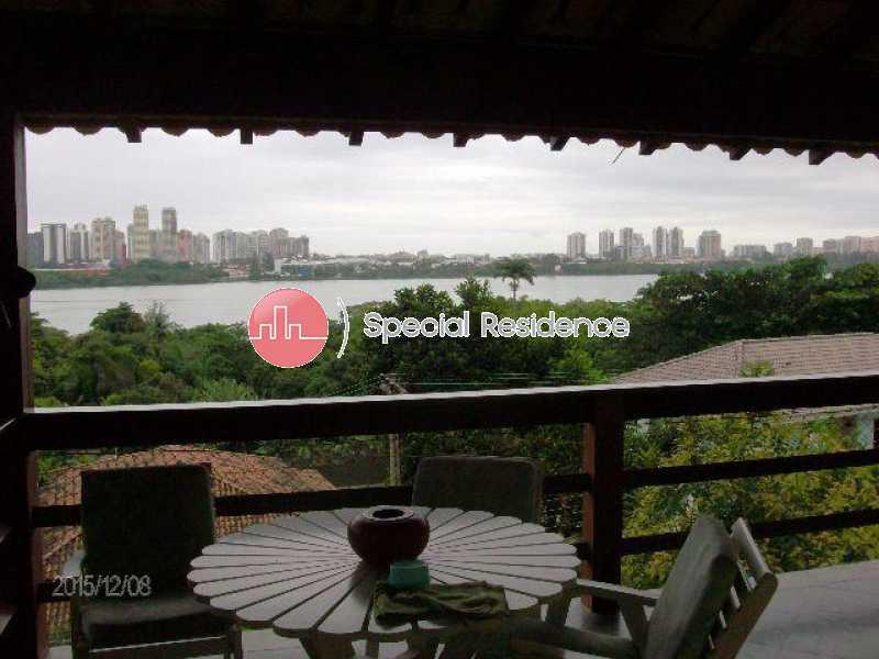 937803029947520 - Casa em Condomínio 3 quartos à venda Itanhangá, Rio de Janeiro - R$ 1.190.000 - 600205 - 5