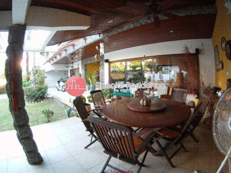 296817020269173 - Casa em Condominio À Venda - Barra da Tijuca - Rio de Janeiro - RJ - 600207 - 7