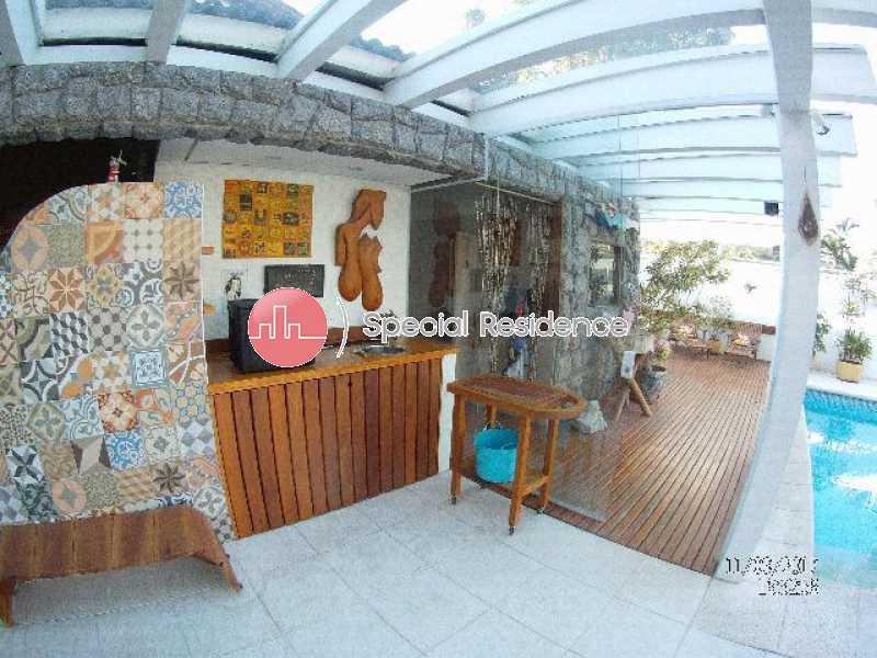 296817029742170 - Casa em Condominio À Venda - Barra da Tijuca - Rio de Janeiro - RJ - 600207 - 9