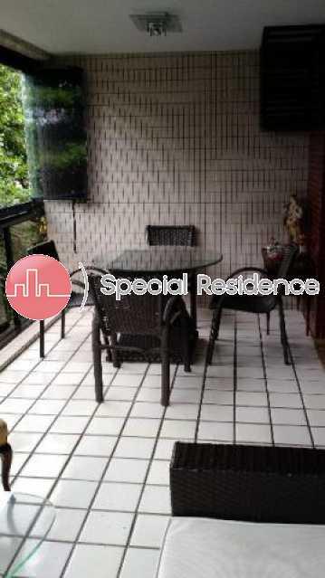 920618092182297 - Apartamento À Venda - Barra da Tijuca - Rio de Janeiro - RJ - 400267 - 4