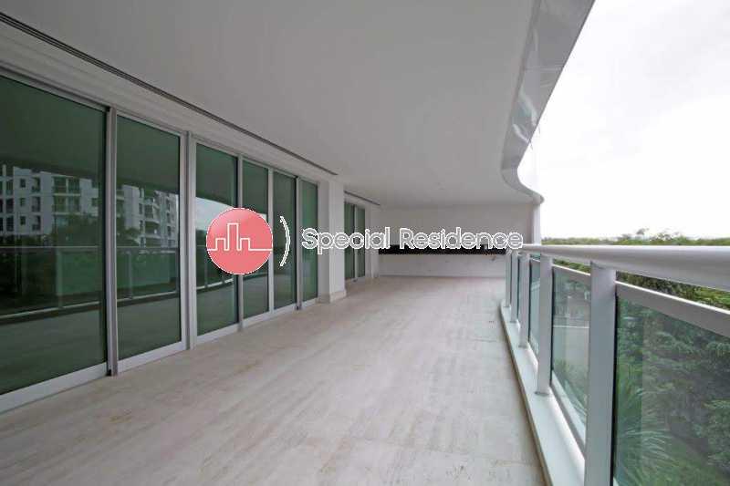01_Varanda - Apartamento 4 quartos à venda Barra da Tijuca, Rio de Janeiro - R$ 2.600.000 - 400275 - 1