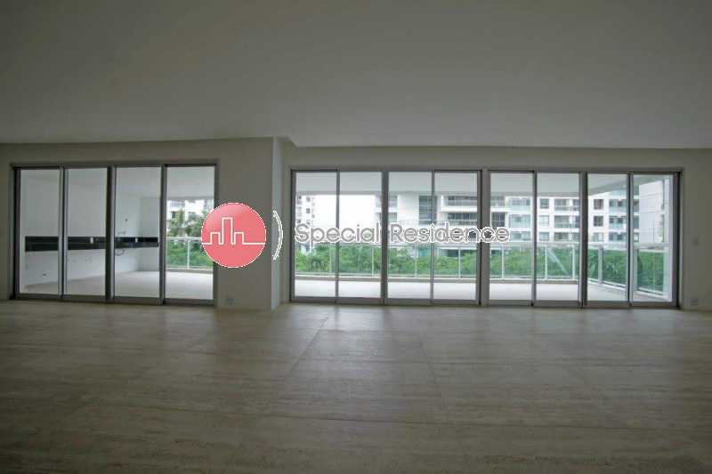 04_Sala - Apartamento 4 quartos à venda Barra da Tijuca, Rio de Janeiro - R$ 2.600.000 - 400275 - 5
