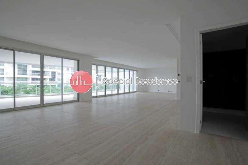 05_Sala - Apartamento 4 quartos à venda Barra da Tijuca, Rio de Janeiro - R$ 2.600.000 - 400275 - 6