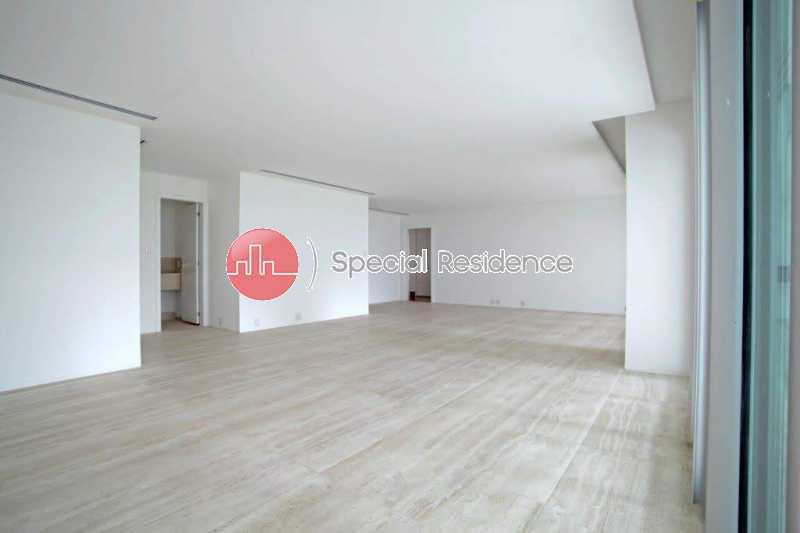 06_Sala - Apartamento 4 quartos à venda Barra da Tijuca, Rio de Janeiro - R$ 2.600.000 - 400275 - 7
