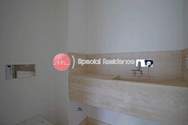 07_Lavabo - Apartamento 4 quartos à venda Barra da Tijuca, Rio de Janeiro - R$ 2.600.000 - 400275 - 8