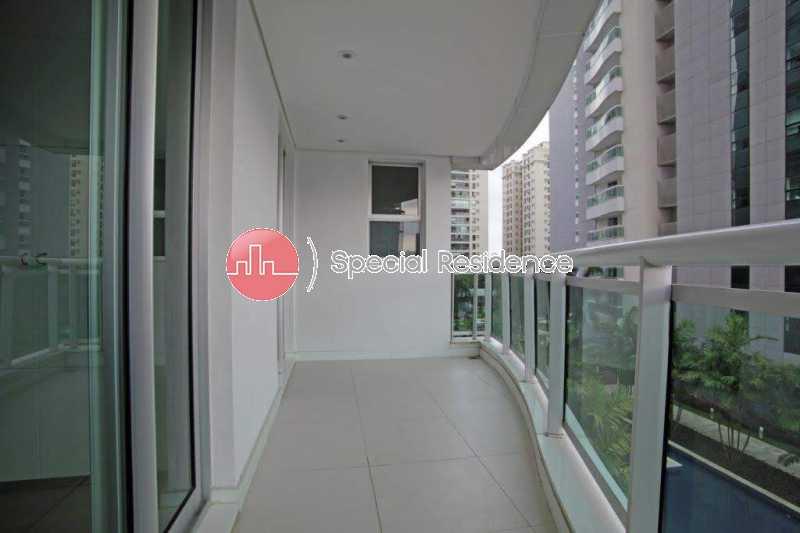 17_Varanda_Suite - Apartamento 4 quartos à venda Barra da Tijuca, Rio de Janeiro - R$ 2.600.000 - 400275 - 18
