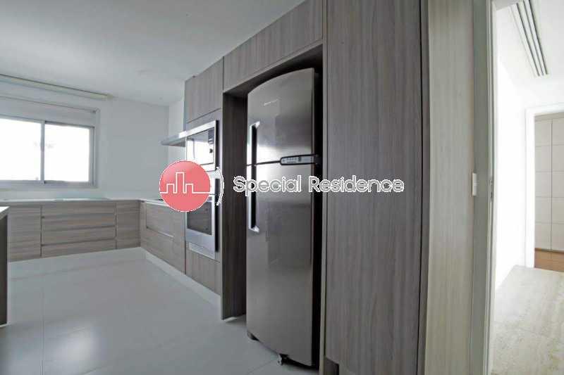20_Cozinha - Apartamento 4 quartos à venda Barra da Tijuca, Rio de Janeiro - R$ 2.600.000 - 400275 - 21