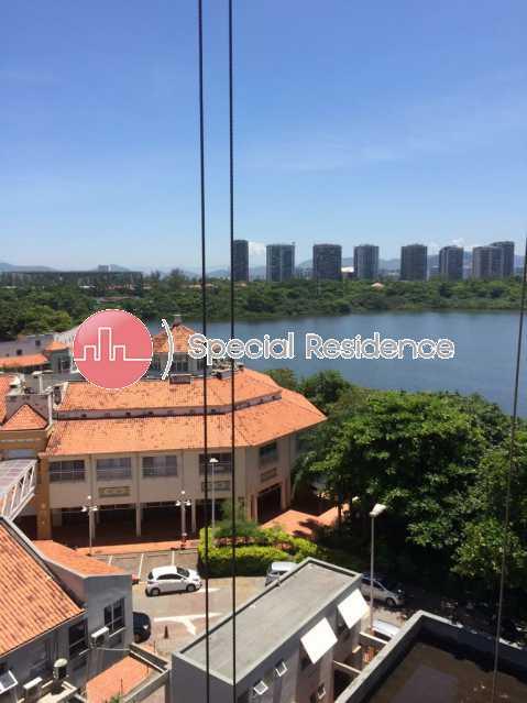 846ee1e0-e858-4a61-9a22-00bd1f - Apartamento 1 quarto à venda Barra da Tijuca, Rio de Janeiro - R$ 530.000 - 100450 - 1