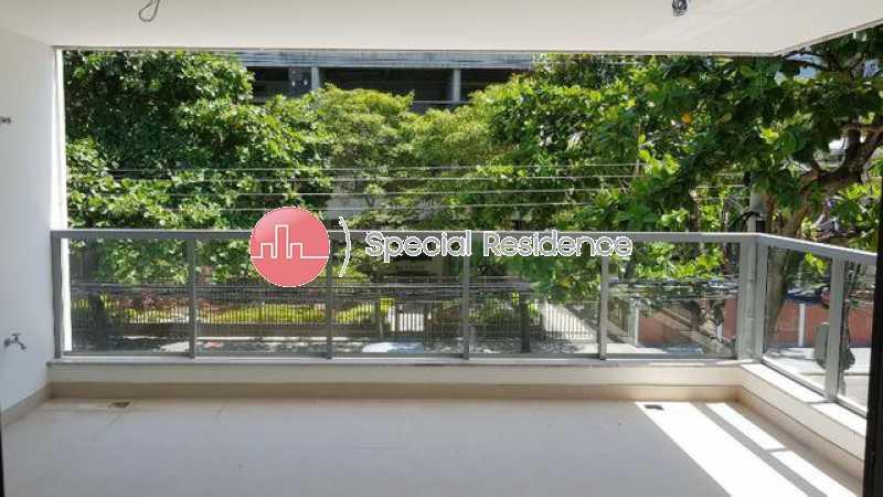 121916001990238 - Apartamento À Venda - Barra da Tijuca - Rio de Janeiro - RJ - 400279 - 1