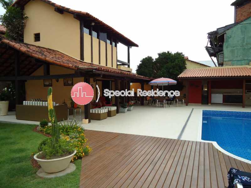 IMG-20190422-WA0060 - Casa em Condomínio 4 quartos à venda Barra da Tijuca, Rio de Janeiro - R$ 4.100.000 - 600238 - 4