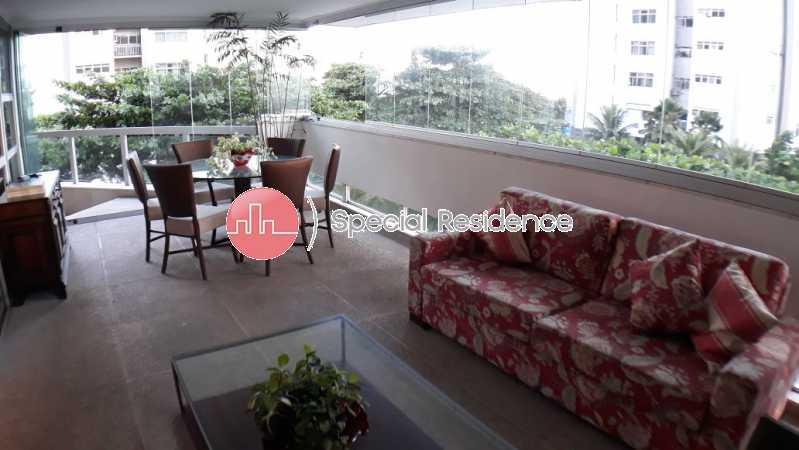 .....6655 - Apartamento À Venda - Barra da Tijuca - Rio de Janeiro - RJ - 400303 - 5