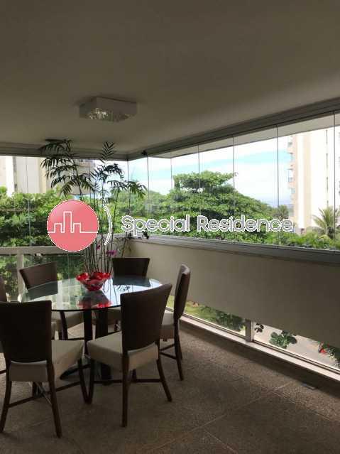 555 - Apartamento À Venda - Barra da Tijuca - Rio de Janeiro - RJ - 400303 - 8