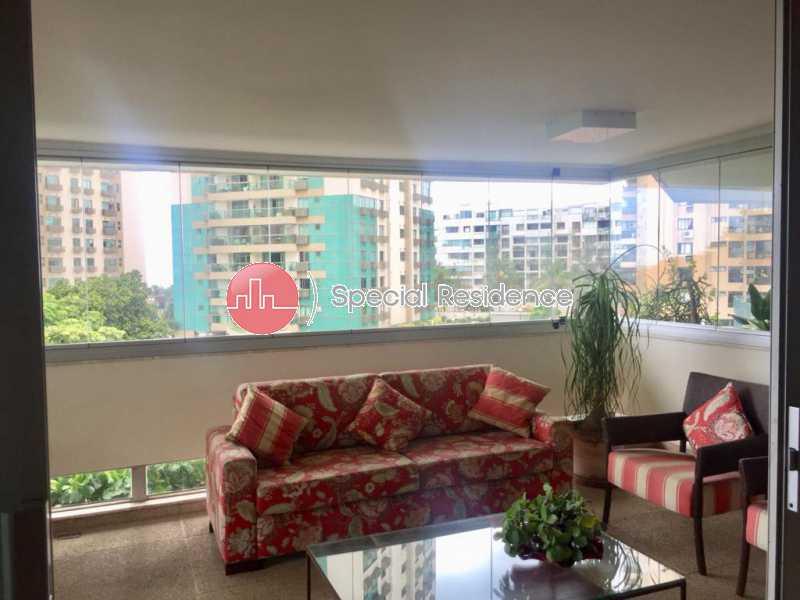 549848445454 - Apartamento À Venda - Barra da Tijuca - Rio de Janeiro - RJ - 400303 - 6