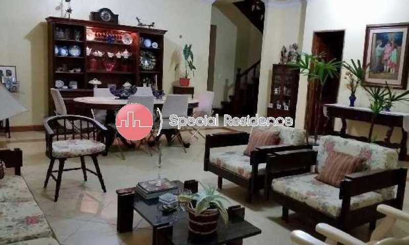 020925028785503 - Casa em Condomínio 4 quartos à venda Itanhangá, Rio de Janeiro - R$ 2.900.000 - 600246 - 8