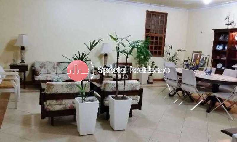 021925026655087 - Casa em Condomínio 4 quartos à venda Itanhangá, Rio de Janeiro - R$ 2.900.000 - 600246 - 7