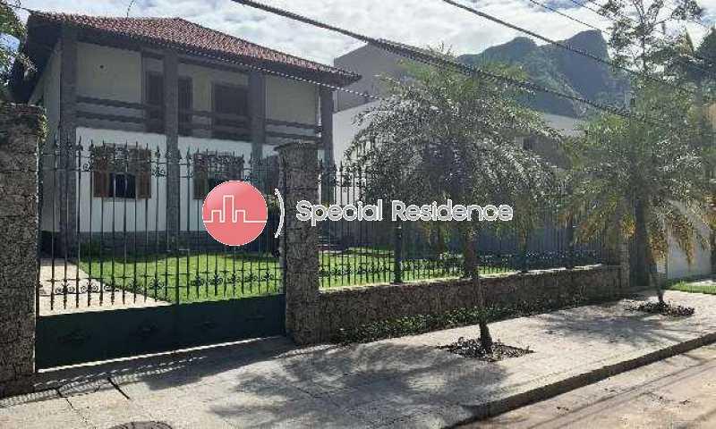 025925027669311 - Casa em Condomínio 4 quartos à venda Itanhangá, Rio de Janeiro - R$ 2.900.000 - 600246 - 3