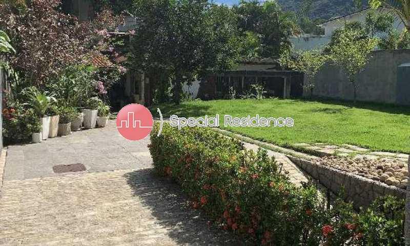 027925025473828 - Casa em Condomínio 4 quartos à venda Itanhangá, Rio de Janeiro - R$ 2.900.000 - 600246 - 4