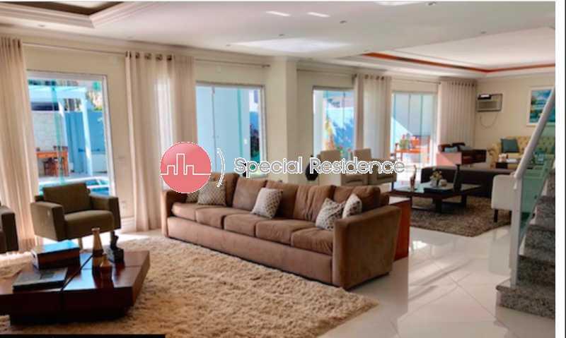 1ab47012-961e-4f50-985c-bfa47a - Casa em Condomínio 5 quartos à venda Recreio dos Bandeirantes, Rio de Janeiro - R$ 2.200.000 - 600247 - 9