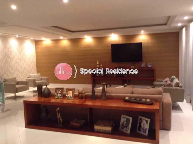 7e159686-f5ea-4660-9486-f952a4 - Casa em Condomínio 5 quartos à venda Recreio dos Bandeirantes, Rio de Janeiro - R$ 2.200.000 - 600247 - 8