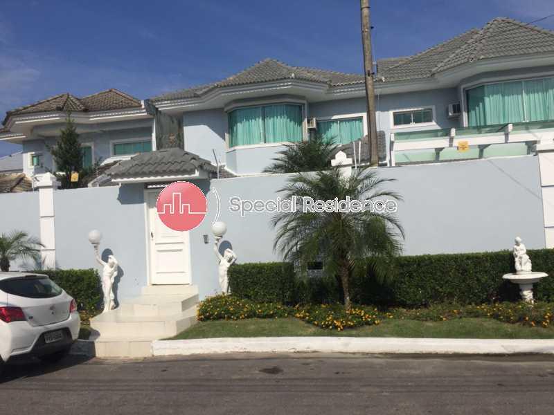 3782b875-ab11-4d32-8525-e96c6e - Casa em Condomínio 5 quartos à venda Recreio dos Bandeirantes, Rio de Janeiro - R$ 2.200.000 - 600247 - 1