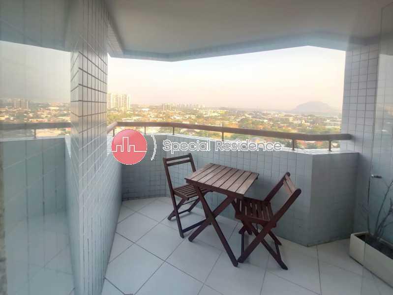 8e7b484c-a662-40c6-8141-60e795 - Apartamento 1 quarto à venda Barra da Tijuca, Rio de Janeiro - R$ 589.000 - 100486 - 9