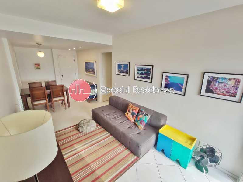 bb913291-dbc6-43bb-824b-890773 - Apartamento 1 quarto à venda Barra da Tijuca, Rio de Janeiro - R$ 589.000 - 100486 - 1