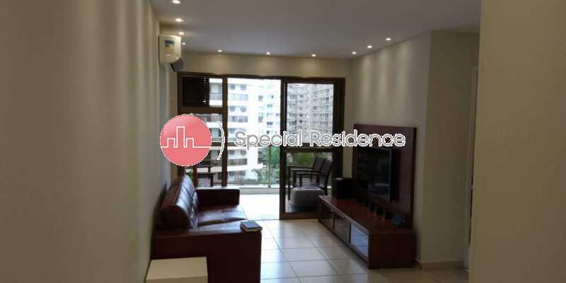 Foto 1 - Apartamento 3 quartos à venda Recreio dos Bandeirantes, Rio de Janeiro - R$ 589.000 - 300667 - 4
